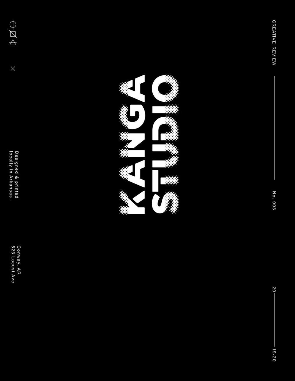 Kanga Studio Creative Review 2019-2020